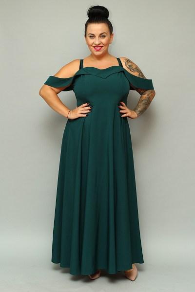 813b4b5f1d Wszystkie nasze sukienki szyte są z wysokiej jakości materiałów przez  wiodących polskich producentów odzieży plus size